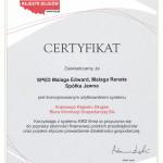 Certyfikat Krajowy Rejestr Długów