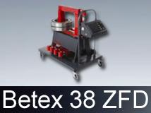 nagrzewnica Betex 38 ZFD