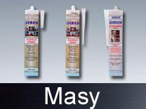 Masy klejące elastyczne – MS polimery WEKEM