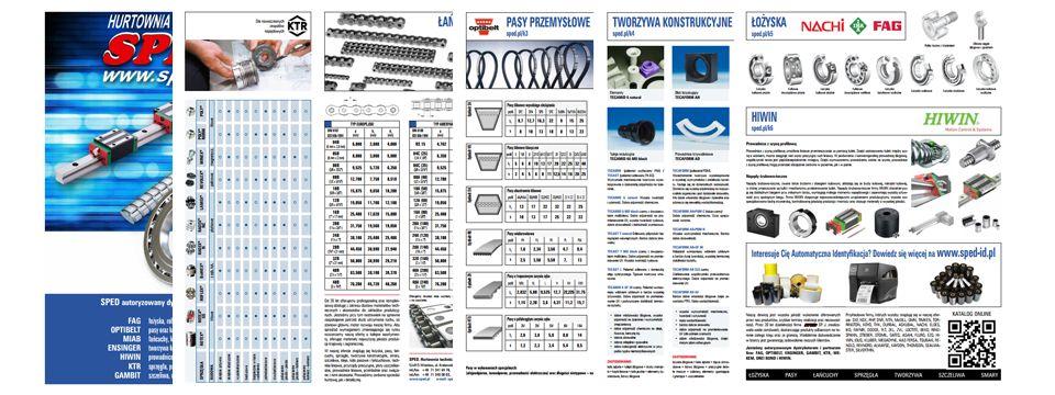 Katalog firmy SPED