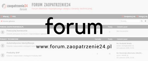Forum techniczne z poradami