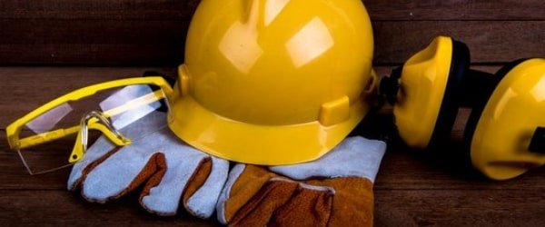 Produkty BHP w miejscu pracy