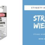 Etykiety inspekcyjne dla Twojej firmy