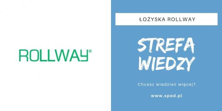 Łożyska Rollway - oferta hurtowni łożysk
