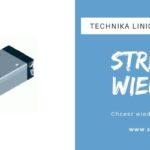 Technika liniowa – Bosch Rexroth