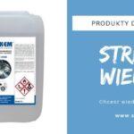 Zmywacze i produkty do montażu WEKEM